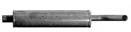 IMASAF 421007 Глушитель выхлопных газов конечный